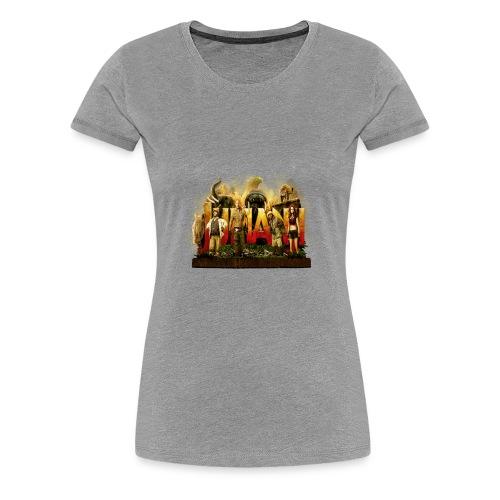 Jumanji - Women's Premium T-Shirt