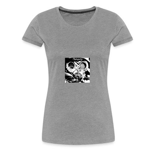 Clapkingenetics - Women's Premium T-Shirt