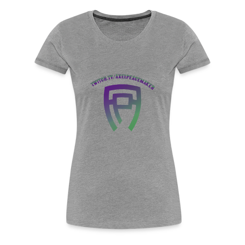 Axel Peacemaker Merch - Women's Premium T-Shirt
