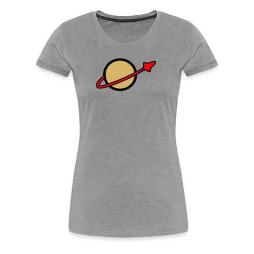 Lego Space Logo - Women's Premium T-Shirt