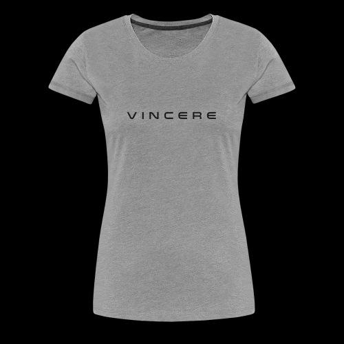 Vincere - Women's Premium T-Shirt
