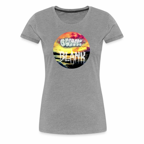 Ocean Profile Picture - Women's Premium T-Shirt