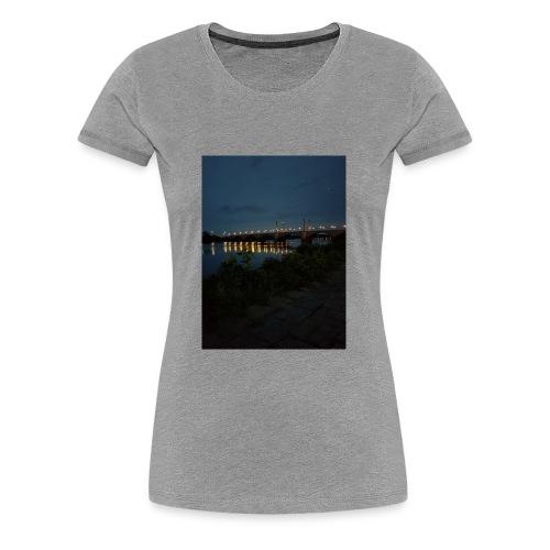 Ruslanangell17 Fundraiser - Women's Premium T-Shirt