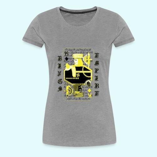 diamond kings empire - Women's Premium T-Shirt