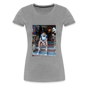 Ayushman Pokhrel's Merch - Women's Premium T-Shirt