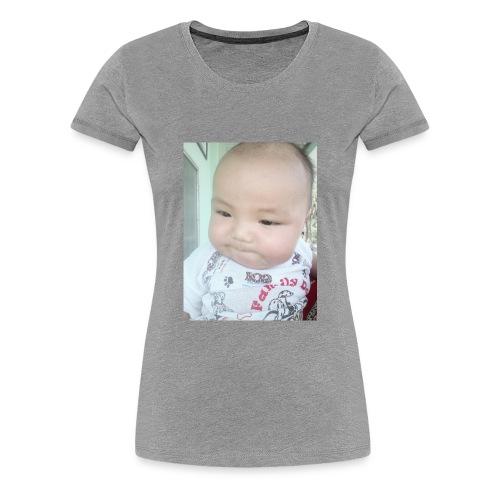 The angel - Women's Premium T-Shirt
