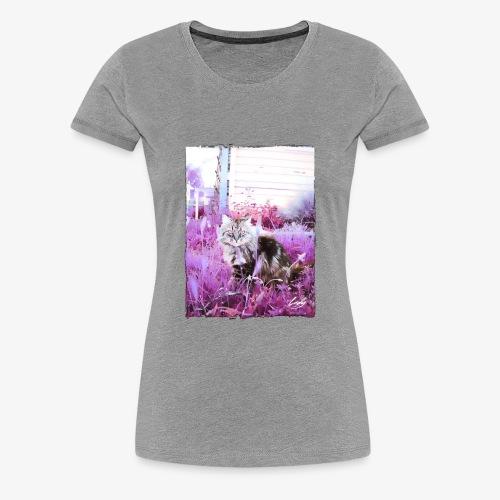 Lady cat - Women's Premium T-Shirt