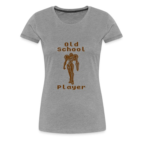 Platformer - Women's Premium T-Shirt