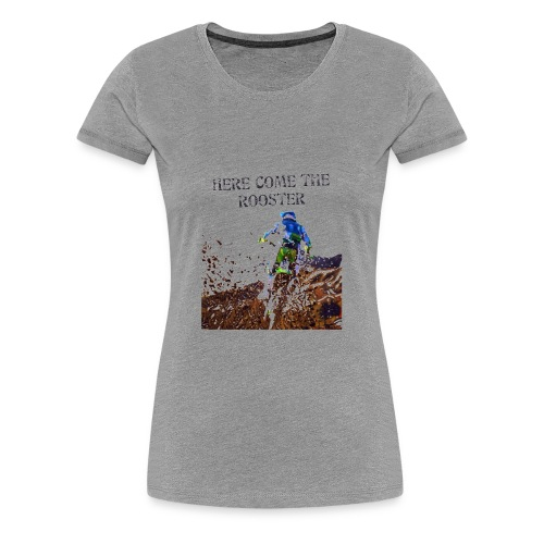 MX Rooster - Women's Premium T-Shirt