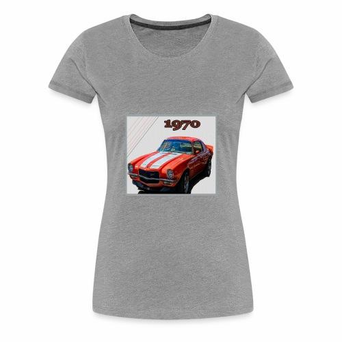 1970 Camara - Women's Premium T-Shirt