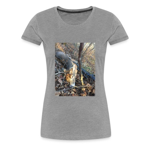 Deer Down - Women's Premium T-Shirt