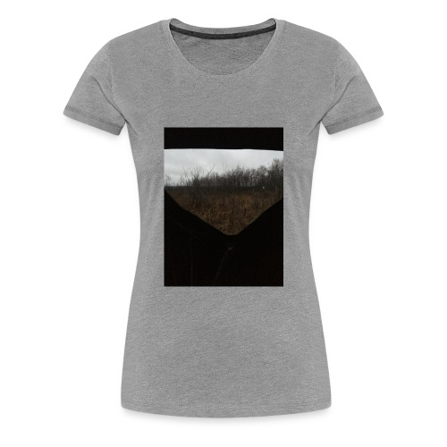 Dark Sky Blind - Women's Premium T-Shirt