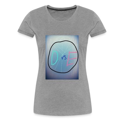 4E4D00FD CF97 46D7 9AFC 4F86443D5686 - Women's Premium T-Shirt