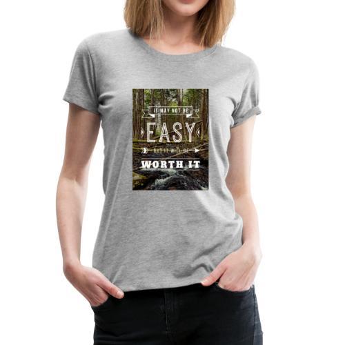 Image 20180305 220908 - Women's Premium T-Shirt