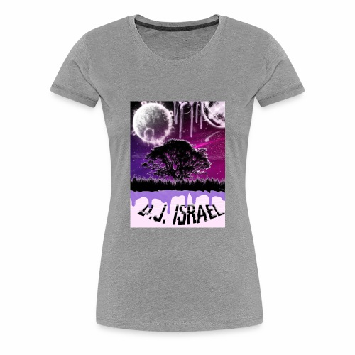 TOF Family Custom Dj Israel syrup - Women's Premium T-Shirt