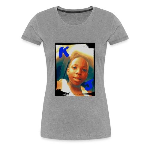 Kj So Cool - Women's Premium T-Shirt