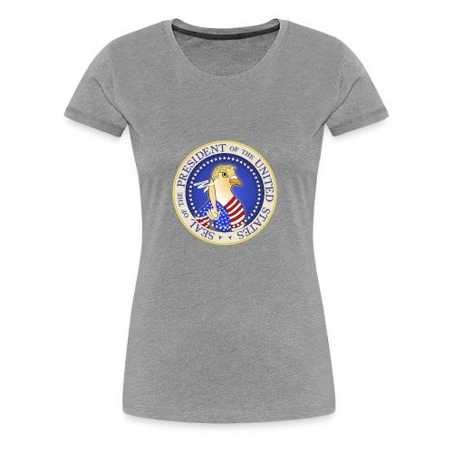 Trumpigeon - Women's Premium T-Shirt