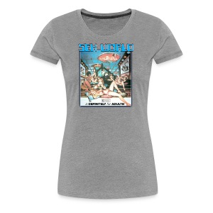 Sex World Classic Movie Poster - Women's Premium T-Shirt