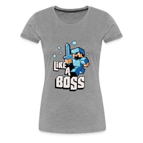 Steve Adventure - Women's Premium T-Shirt