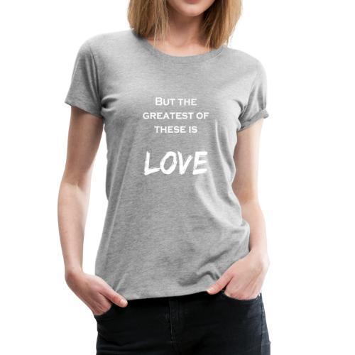Love - Women's Premium T-Shirt
