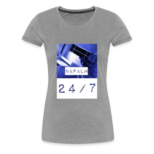 24/7 - Women's Premium T-Shirt