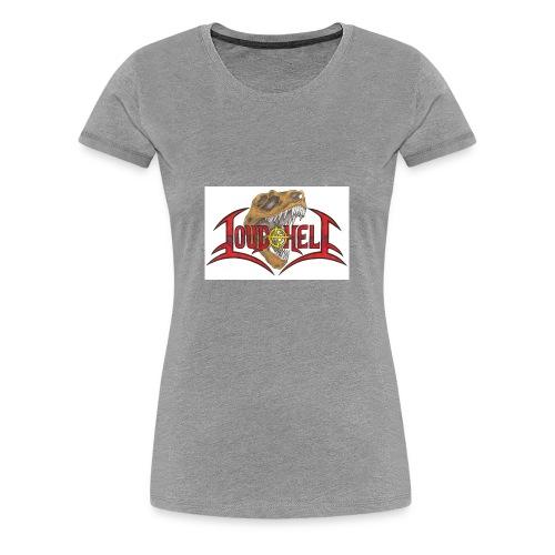 LAH2016 - Women's Premium T-Shirt