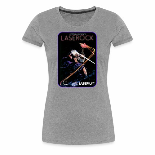Laserium Design 002 - Women's Premium T-Shirt