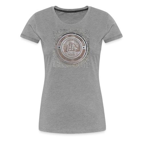 Sewer Tee - Women's Premium T-Shirt