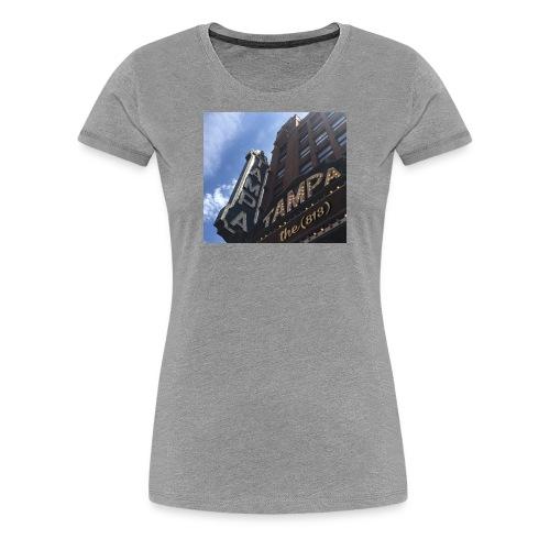 Tampa Theatrics - Women's Premium T-Shirt