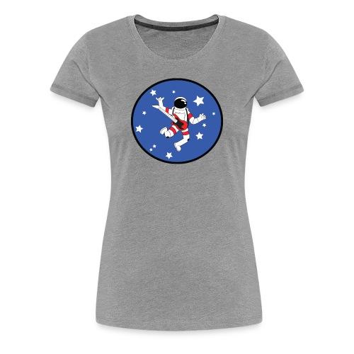 bassboyinnebula - Women's Premium T-Shirt