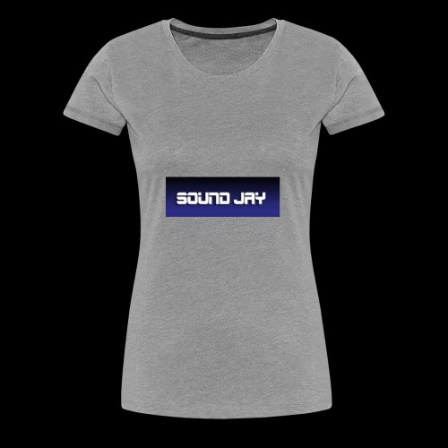 sound jay merch - Women's Premium T-Shirt