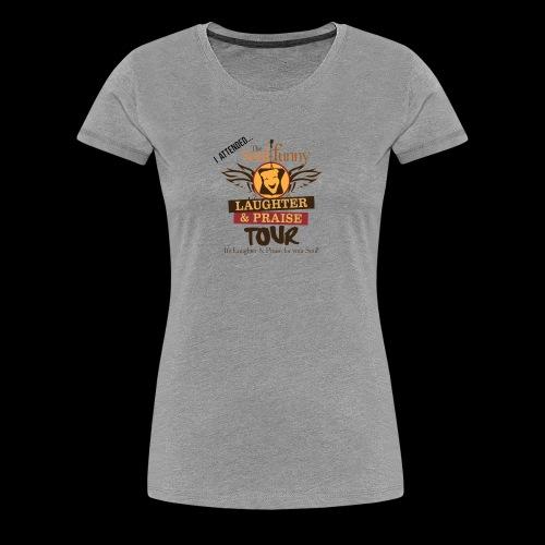 SFLAP TOUR SHIRTS - Women's Premium T-Shirt