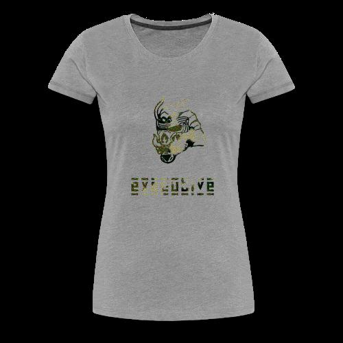 camo_exec - Women's Premium T-Shirt