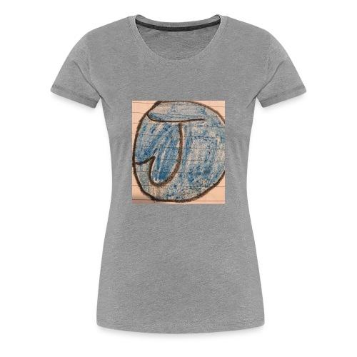 1B7761D4 349E 4CF1 A238 18495A540067 - Women's Premium T-Shirt
