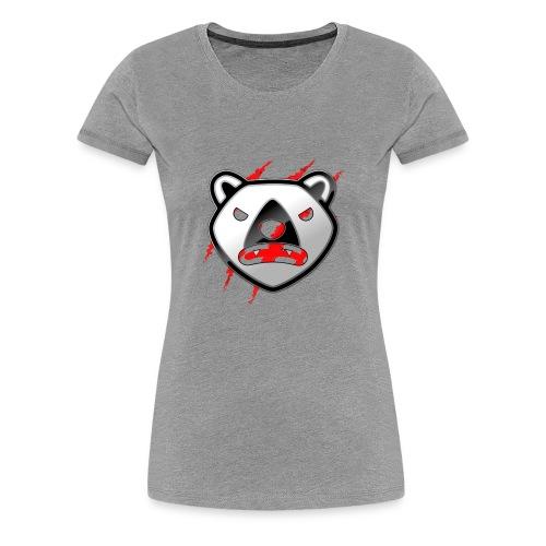 Angry Bernard - Extra Flare - Women's Premium T-Shirt