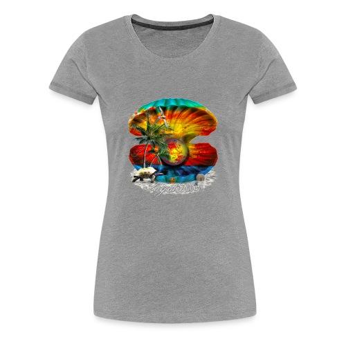 seypearl2 - Women's Premium T-Shirt