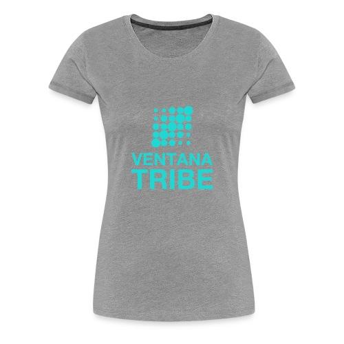 Ventana Tribe Official Logo - Women's Premium T-Shirt