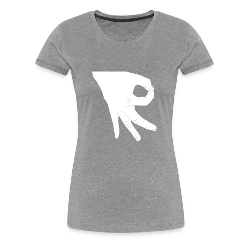 Made You Look - Women's Premium T-Shirt
