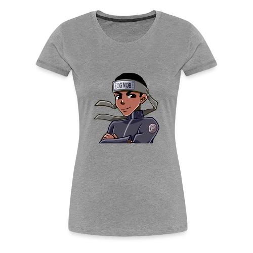 Rawh Uzumaki - Women's Premium T-Shirt