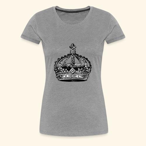 Movember 116 - T-shirt premium pour femmes