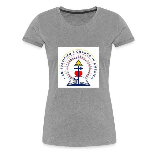 Change In America - Women's Premium T-Shirt