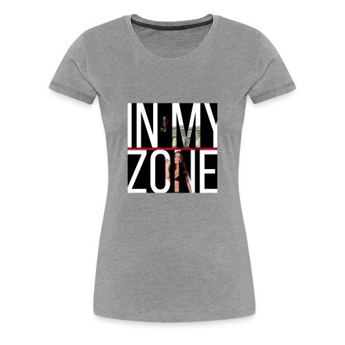 In The Zone - Women's Premium T-Shirt