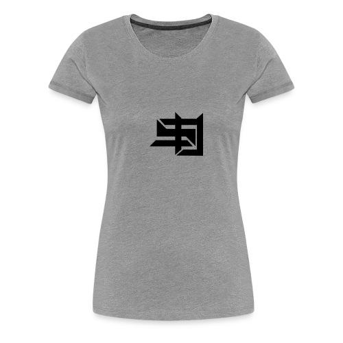 SU official logo - Women's Premium T-Shirt