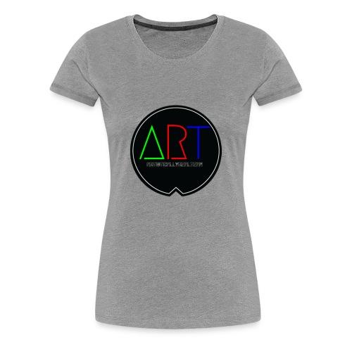 A.R.T MOVEMENT - Women's Premium T-Shirt