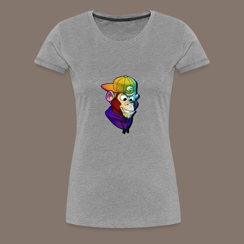 Stijmunkey Logo - Women's Premium T-Shirt