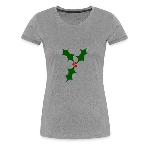 Holly - Women's Premium T-Shirt
