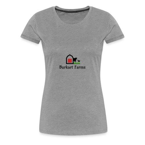 Farm_1 - Women's Premium T-Shirt