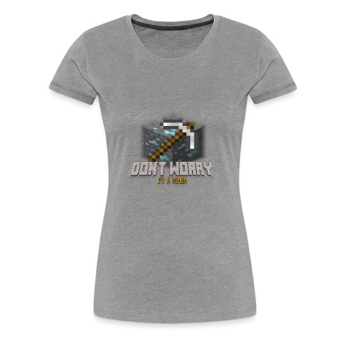 Miner Products - Women's Premium T-Shirt
