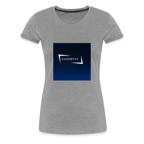 xAnderYTx logo - Women's Premium T-Shirt