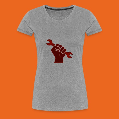 Rustbin Raider - Women's Premium T-Shirt
